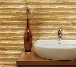 Daltile DT Caprice Bathroom Tile Backsplash